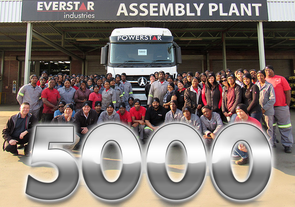 News-Powerstar-Delivers-5000th-Truck-to-SA-Roads-truck-centre-durban-latest-news